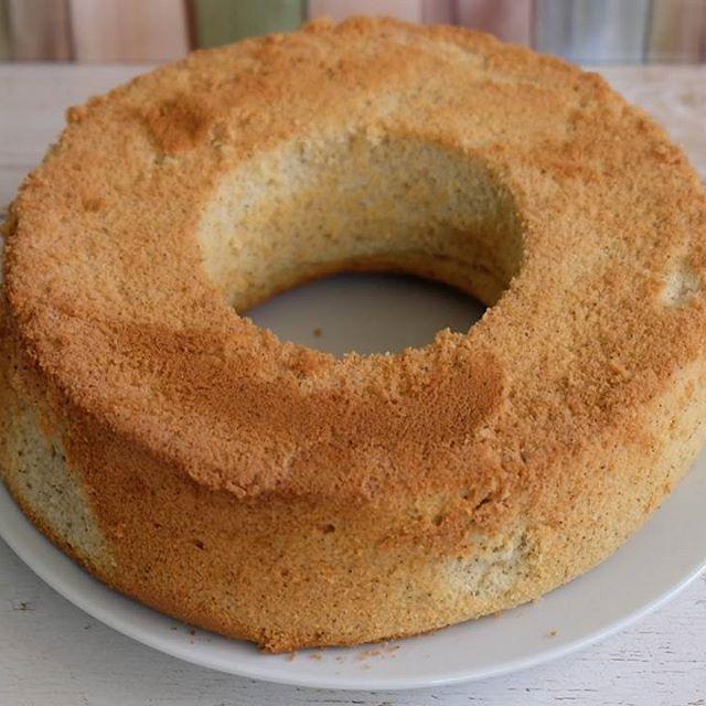 美味しいレシピ!ミルクティシフォンケーキ