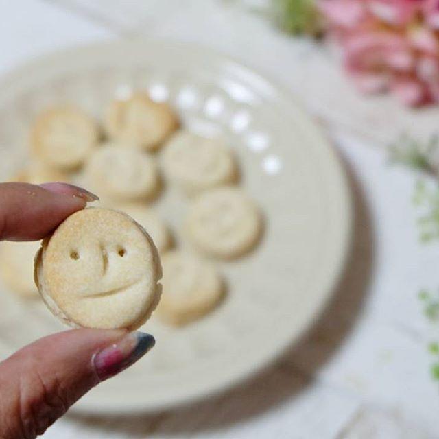 簡単なおやつに!ハンサム米粉クッキー