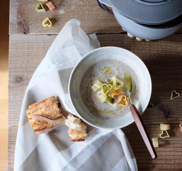 食物繊維たっぷり!ごぼうのポタージュスープ