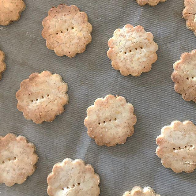 美味しいおやつに♪爽やかなレモンクッキー
