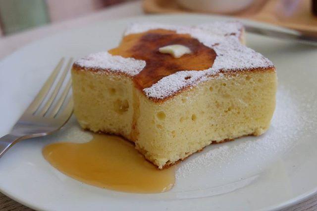 簡単で美味しい!厚焼きホットケーキ