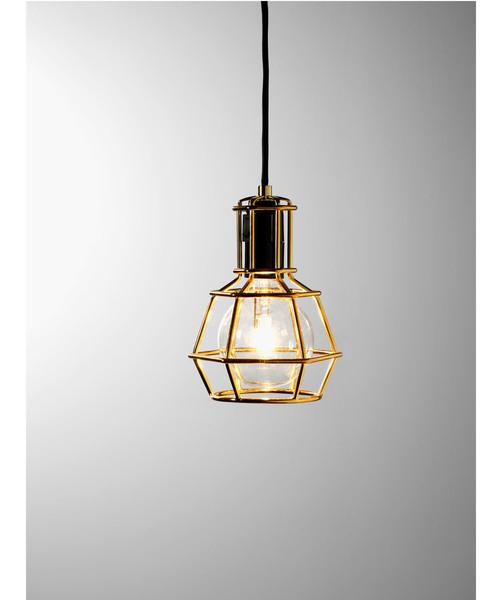 [Global Forme Concrete] DHS WORK LAMP 24k gd/ワーク ランプ 【照明器具 インテリア 雑貨 照明 ペンダント】