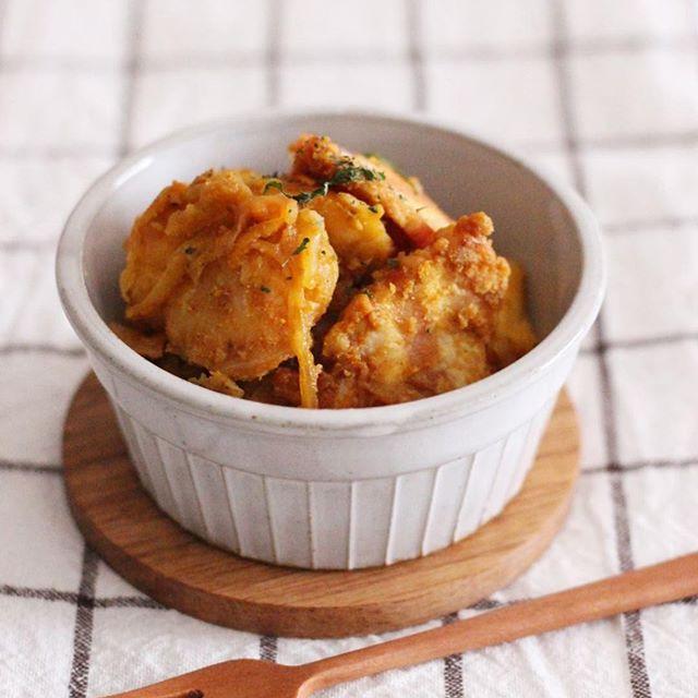 簡単レシピ!カレー風味ジャーマンポテト