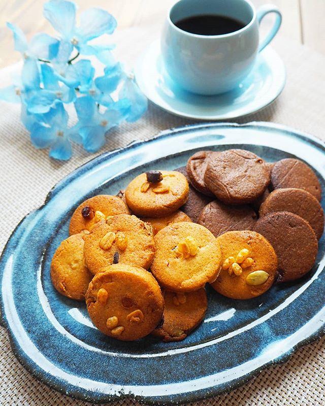 大人気!ココア風味の大豆粉クッキー