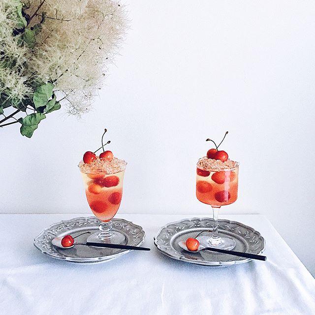 さくらんぼを使った簡単レシピ5