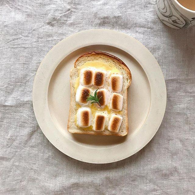 とろ〜り♪焼きマシュマロトーストレシピ
