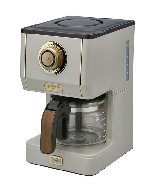 トフィーアロマドリップコーヒーメーカー