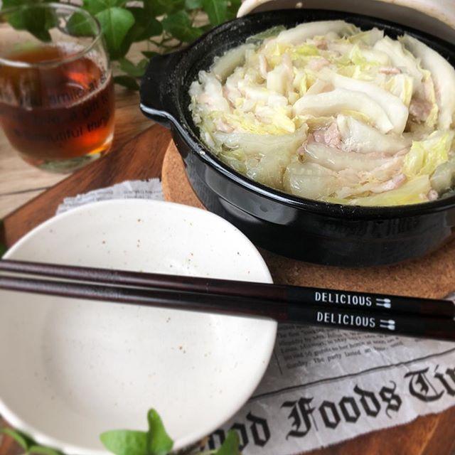 簡単!綺麗!豚バラミルフィーユ鍋レシピ