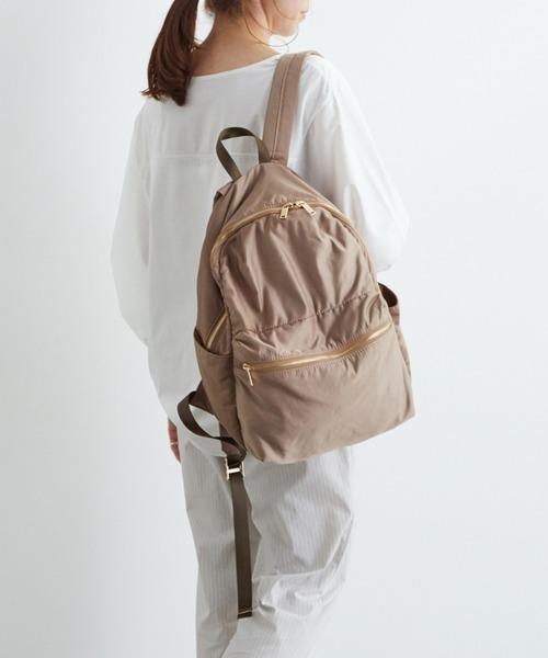 【新色追加】デイパック&お財布バッグ&巾着ポーチの3点セット