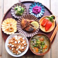 美味しい和食はテーブルコーディネートから。おもてなしにもぴったりな食卓作り