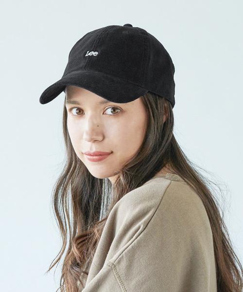 [OVERRIDE] 【LEE】LE LOW CAP 16W CORDUROY