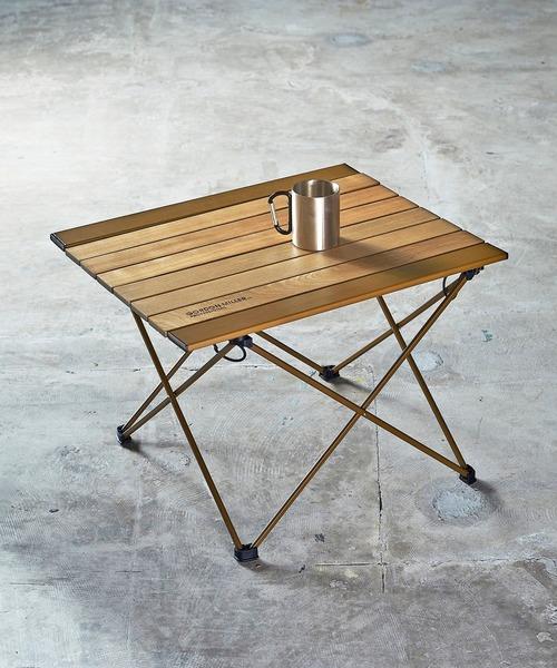 GORDON MILLER FOLDING SIDE TABLE (ゴードン ミラー フォールディング サイドテーブル)(COYOTE)(アウトドア)
