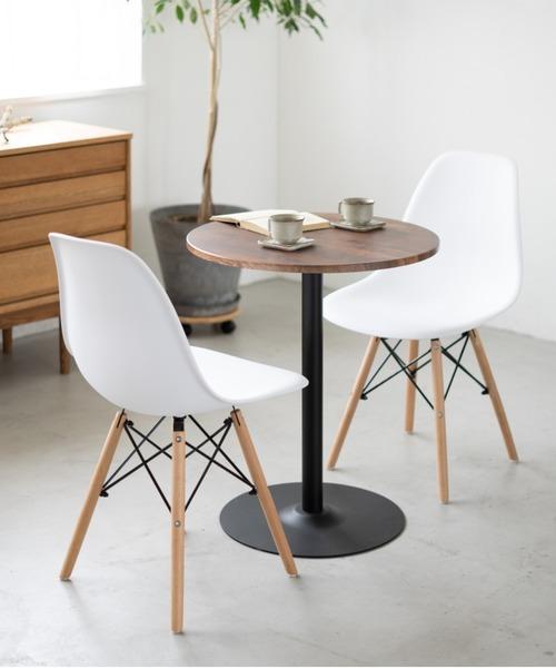 【Emoor Cafe Chair】 EC#001-エムールカフェチェアEC#001-同色2脚セット