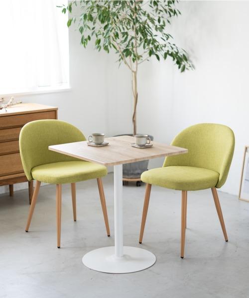 【Emoor Cafe Chair】 EC#003-エムールカフェチェアEC#003-同色2脚セット