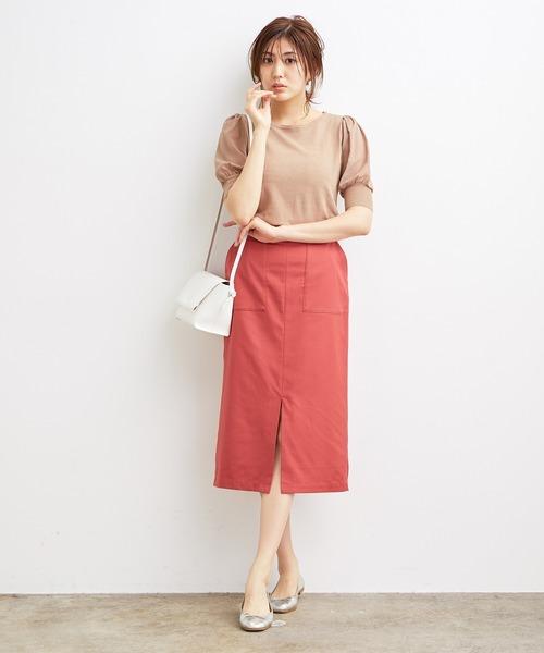 [ViS] Lポケットタイトスカート