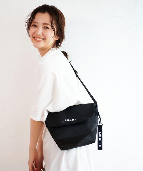 [MILKFED.] MESSENGER BAG MINI 2