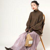 大人向けのスカートコーデ♡新年はキュートなファッションから始めよう!