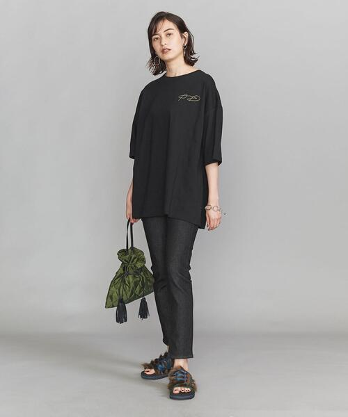 [BEAUTY&YOUTH UNITED ARROWS] <RED CARD>Anniversary Highrise デニムパンツ