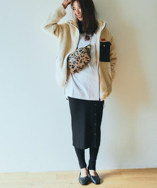 BARNYARDSTORM / リブレギンス付スカート