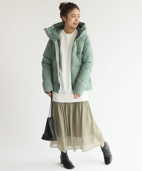 [JOURNAL STANDARD] 【DESCENTE ALLTERRAIN】DOWNJK MOUNTAINEER-L:別注ダウンジャケット◆