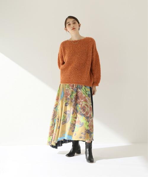 [JOURNAL STANDARD] 【BASE MARK/ベースマーク】 Assymmetry Long SK:スカート
