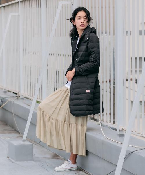 Vincent et Mireille / バンソン・エ・ミレイユ STITCHLESS DOWN COAT ステッチレス ダウン コート