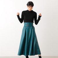 【骨格ウェーブ】さんに似合うスカート特集♪スタイルアップを叶えるスカート選び