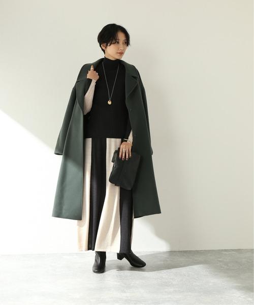 [JOURNAL STANDARD] 【Diarte/ディアルテ】CAKE BLACK SKIRT:スカート