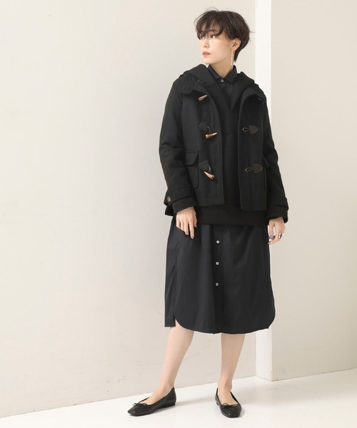 [TOKYO DEPARTMENT STORE] 【Human 2nd Occasion】メルトンショートダッフル
