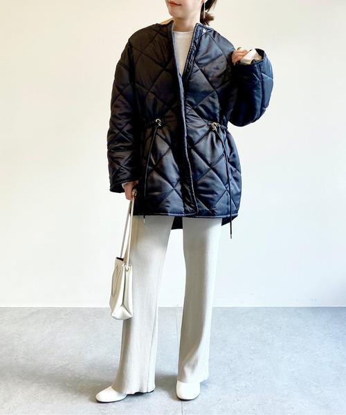 キルティングコート【オンラインストア限定商品】
