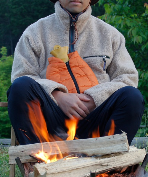 HOT WATER BOTTLE 天然ゴム製湯たんぽ