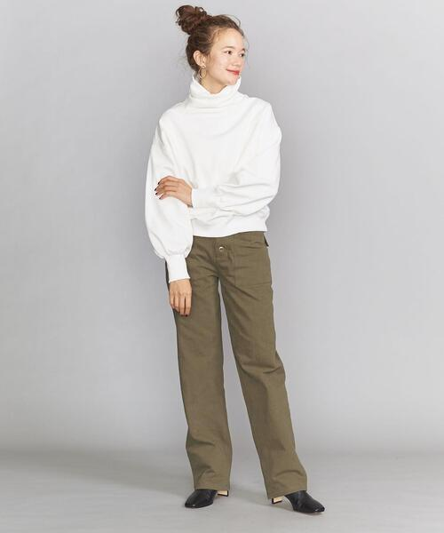 [BEAUTY&YOUTH UNITED ARROWS] <Lepidos>ワークパンツ12