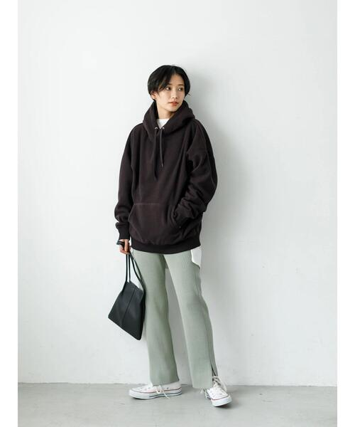 [koe] 【5色展開】【S~Lサイズ・ユニセックスで着用可能】フリースパーカー〇