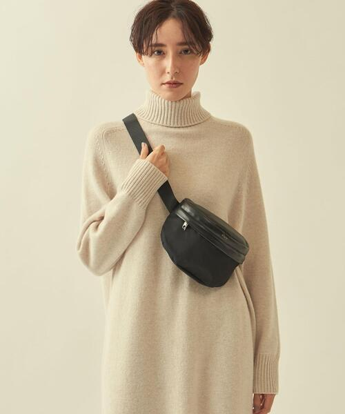[BEAUTY&YOUTH UNITED ARROWS] 【WEB限定】 <allery(アレリー)> BELT BAG S/ウエストバッグ