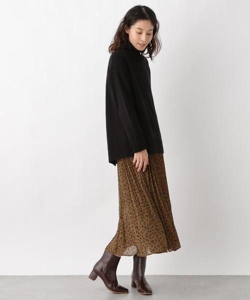 [LEPSIM] プリントギャザースカート【WEB限定カラーあり】 923202  11