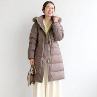冬のマストアイテム『ダウンジャケット・コート』☆丈別のベストな着こなしをご紹介