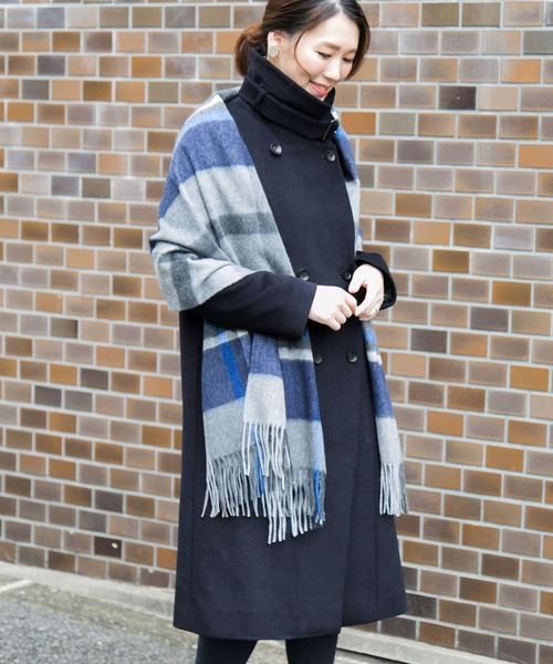 [URBAN RESEARCH OUTLET] 2WAYピーコート∴