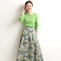 30代女性におすすめの春コーデ【2021】トレンドを押さえた春服の着こなし方