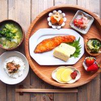 和食の朝ごはんで理想の食卓にしよう♪レパートリーが増える定番レシピ集!