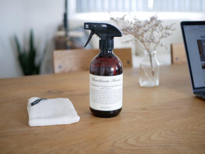 床・フローリング用洗剤」と「家具・ソファ・窓ガラス用洗剤」5