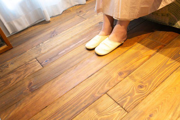 無垢材の床に、一目ぼれ。「なかなか無い」部屋と出会う幸せ。8