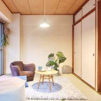 和室に合うラグを使ったコーディネート実例!お部屋の雰囲気を変えたい時に♪