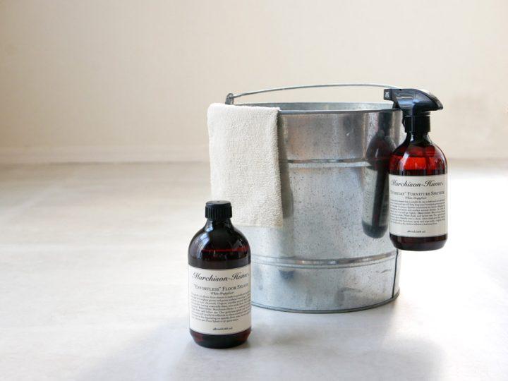 床・フローリング用洗剤」と「家具・ソファ・窓ガラス用洗剤」7