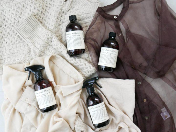「衣類用洗剤」と「衣類ケアスプレー」8
