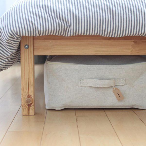 ベッド周りの余裕が少ない場合に役立つグッズ