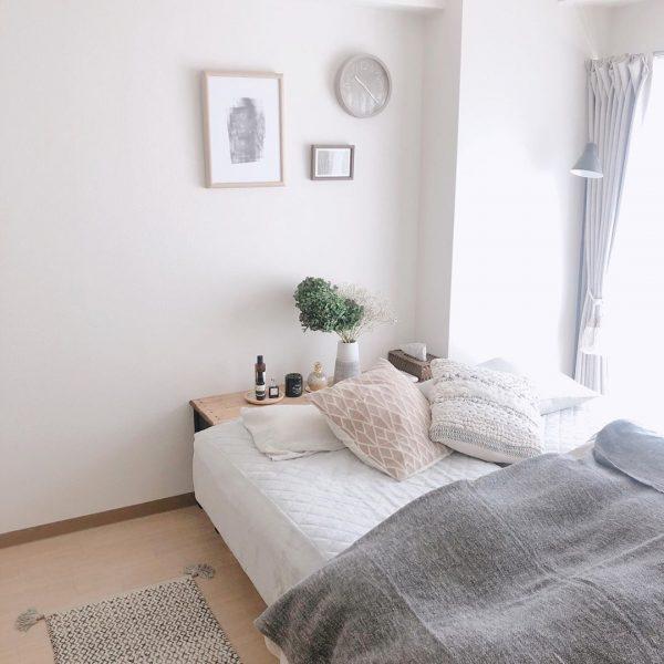 二人暮らしのベッドスペース7