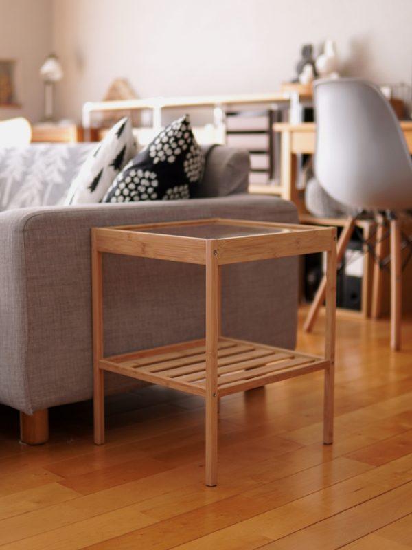 NESNA ベッドサイドテーブル2