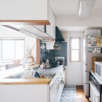 カウンターキッチンのある部屋で暮らしたい。素敵なインテリア実例まとめ