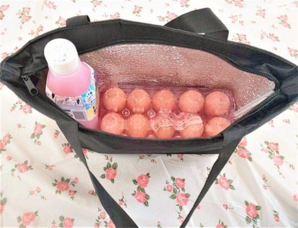 大容量の保温・保冷バッグ15