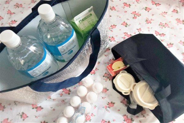 大容量の保温・保冷バッグ